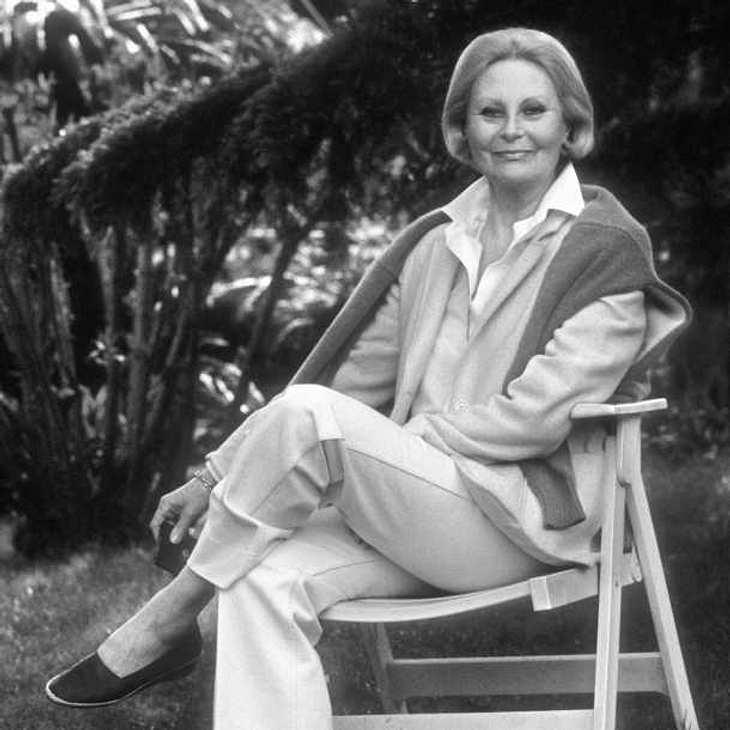 Michèle Morgan ist tot: Die schönsten Augen der Filmgeschichte habe sich für immer geschlossen