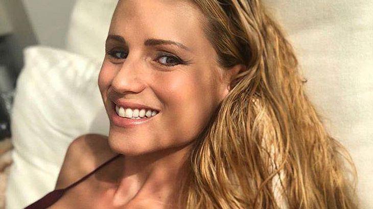 Michelle Hunziker: Baby-Überraschung! Sie erwartet offenbar ein Baby!