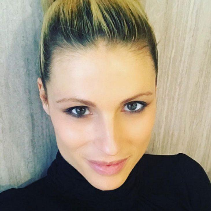 Michelle Hunziker heizt Babygerüchte an!