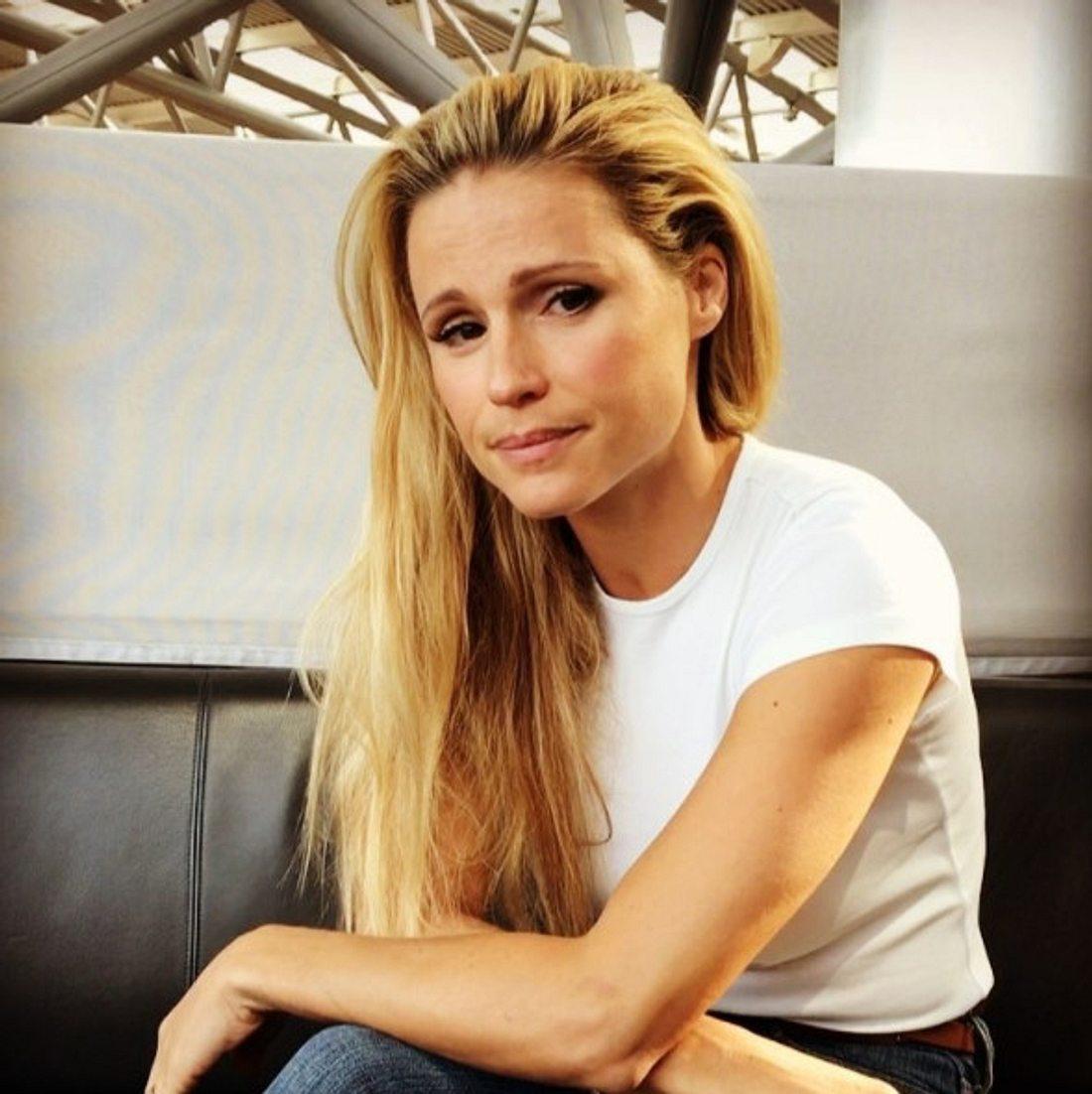 Michelle Hunziker trauert um ihren Manager