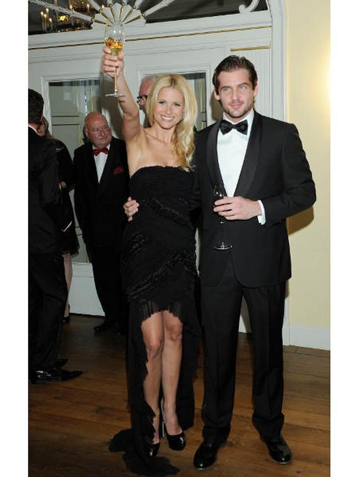 Michelle Hunziker und Tomaso Trussardi heiraten heute