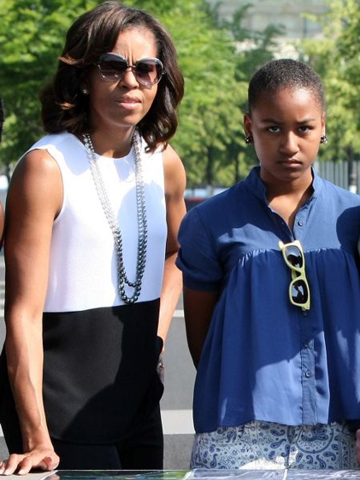 Michelle Obama: Schlicht & schick in Berlin!