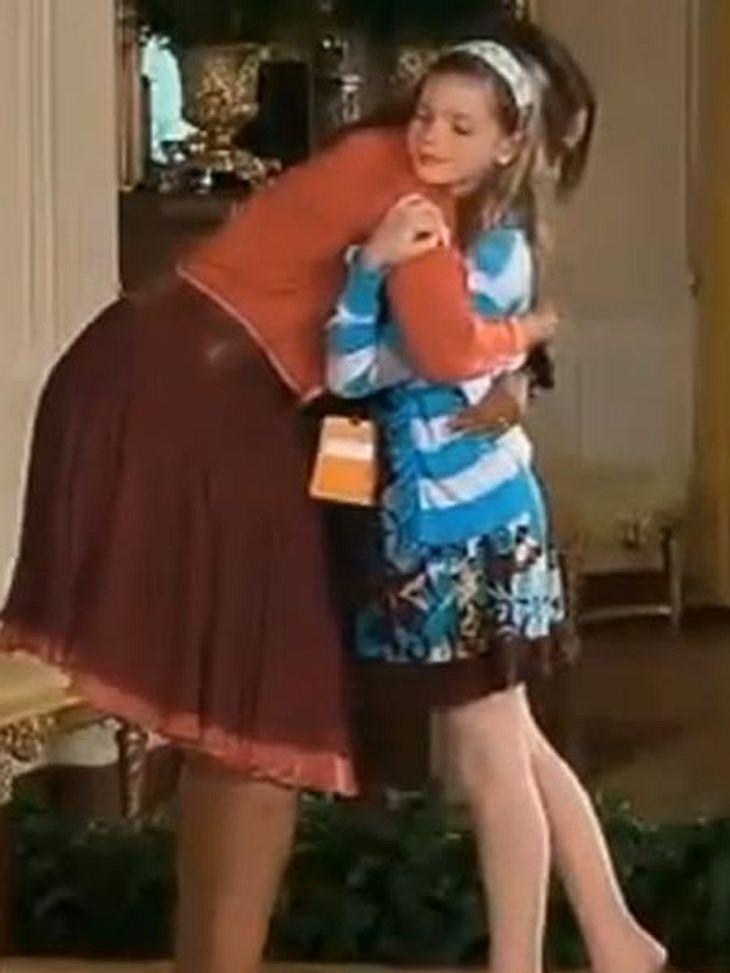 Michelle Obama erfüllt einem Mädchen seinen Herzenswunsch