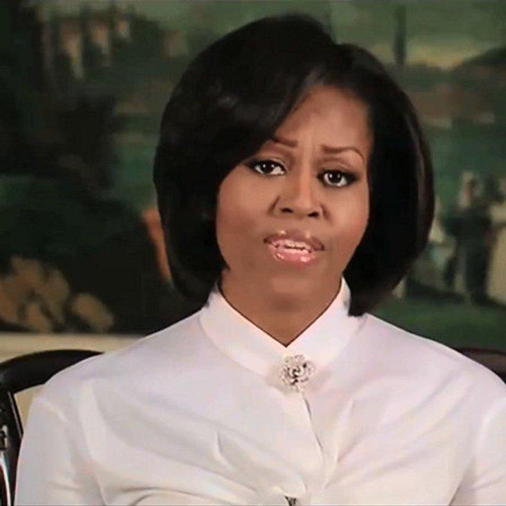 Michelle Obama im Rap-Video