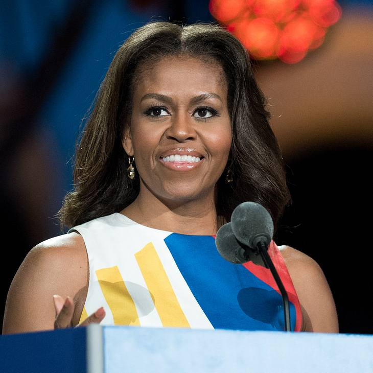 Michelle Obama rappt für einen guten Zweck