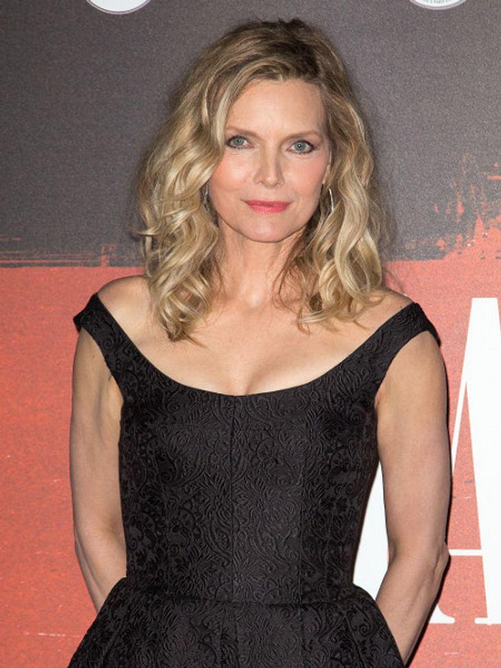 Michelle Pfeiffer lebte in ihren 20ern in einer Sekte