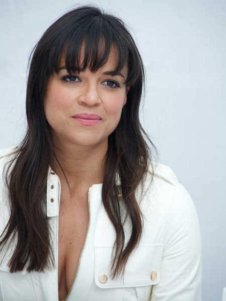 Michelle Rodriguez: Mit Sex und Partys gegen die Trauer um Paul Walker!