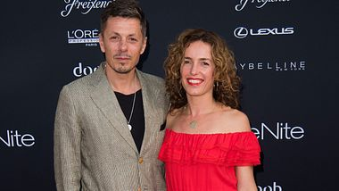 Michi Beck und Frau Uli: Unser drittes Baby! - Foto: Getty Images