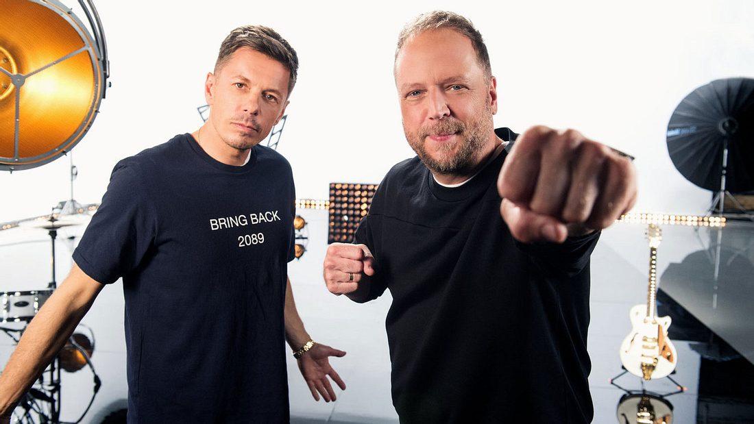 Michi Beck und Smudo