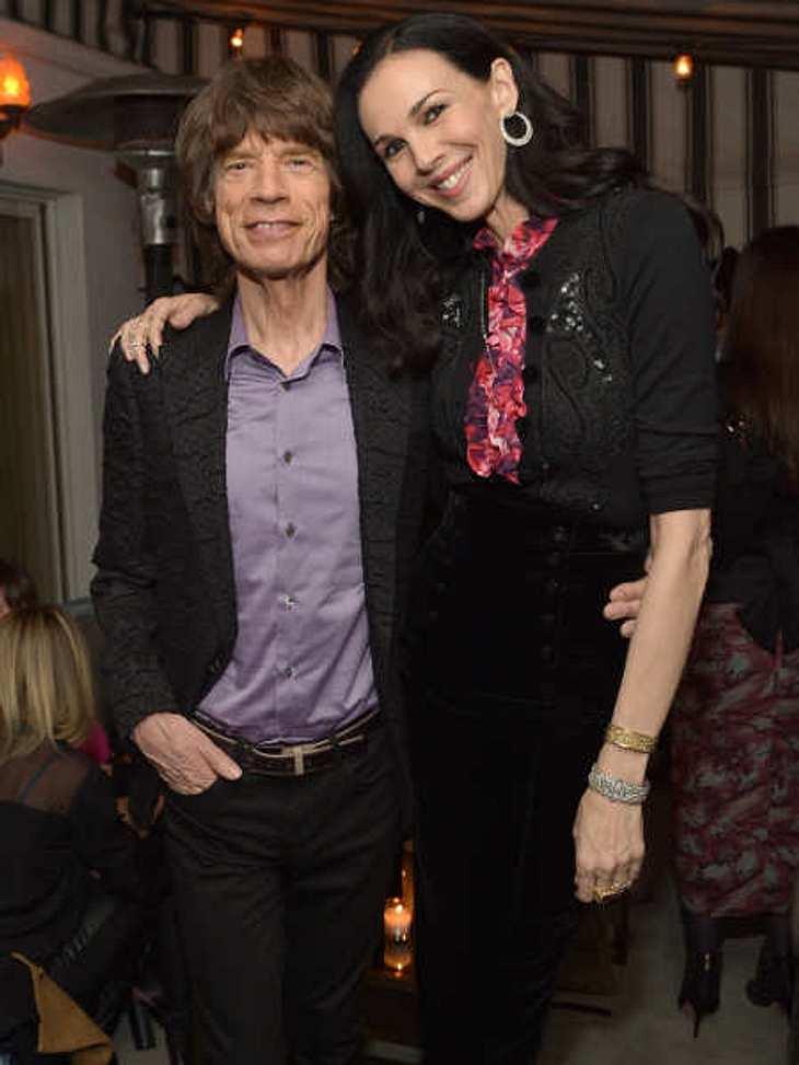 Hat Mick Jagger L'Wren Scott betrogen?