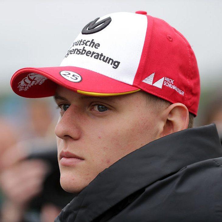 Niederlage für Mick Schumacher