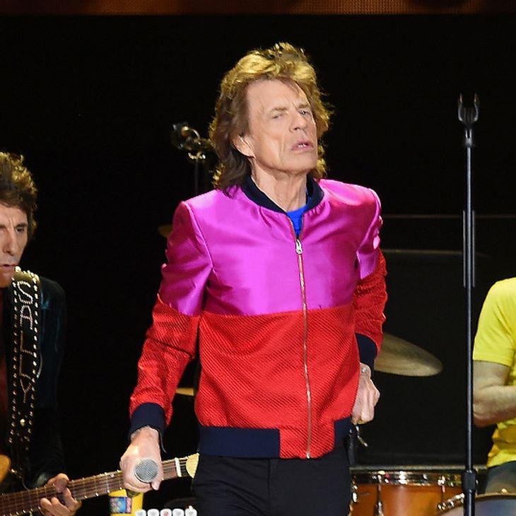Mick Jagger hat es schlimm erwischt