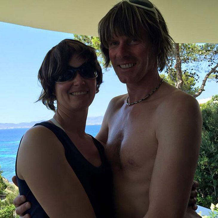Mickie Krause und Ehefrau Uschi
