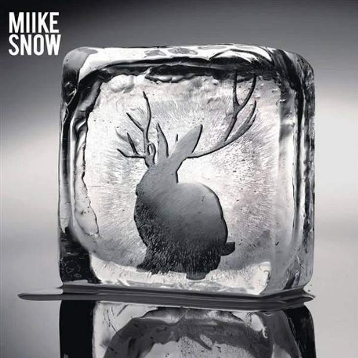 """Miike Snow - """"Silvia""""Das meint die WUNDERWEIB.de-Redaktion: """"Wunderbarer Elektro-Pop aus Schweden.""""Miike Snow -  """"Silvia"""" gleich online bei amazon.de kaufen."""