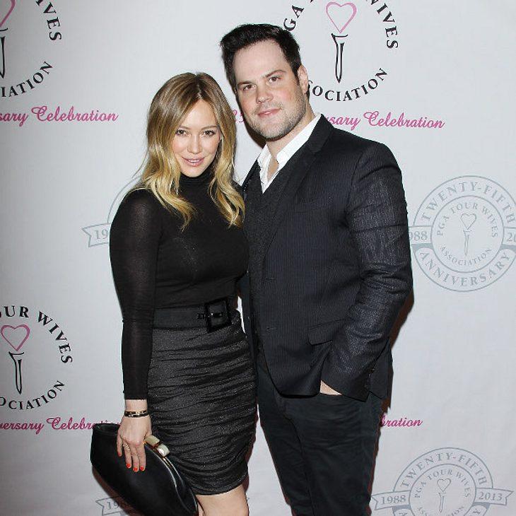 Hilary Duff und Mike Comrie waren viele Jahre verheiratet