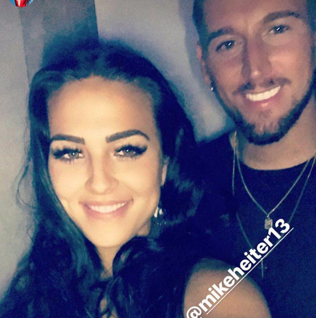 Elena Miras & Mike Heiter: Sind sie das neue 'Love Island'-Paar?