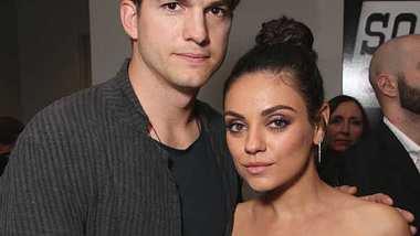 Ashton Kutcher: Zwingt er Mila Kunis während der Schwangerschaft zu einer Diät? - Foto: Getty Images