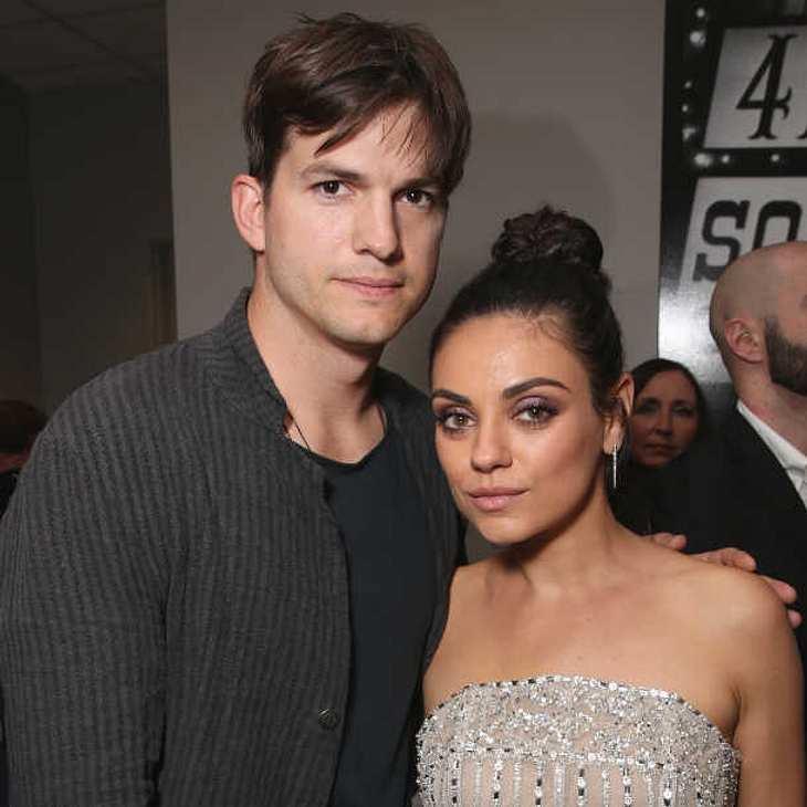 Ashton Kutcher: Tut er Mila Kunis das während der Schwangerschaft wirklich an?