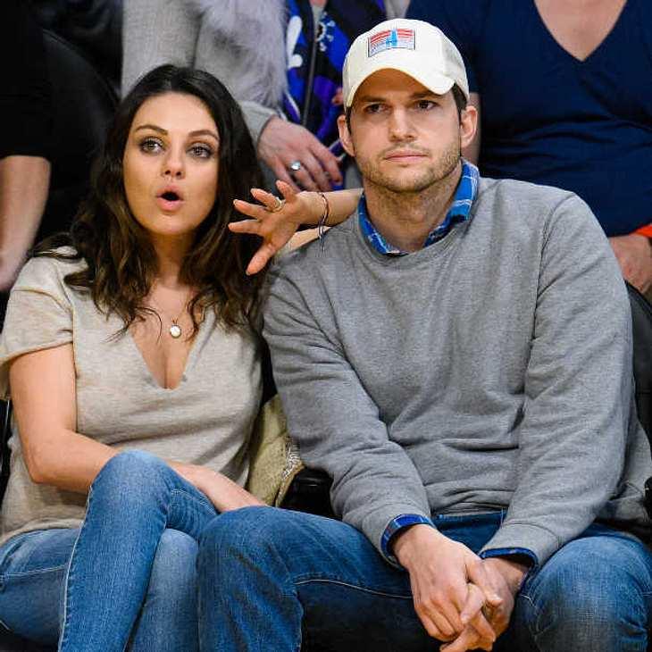 Ashton Kutcher und Mila Kunis: Scheidung wegen Scientology?