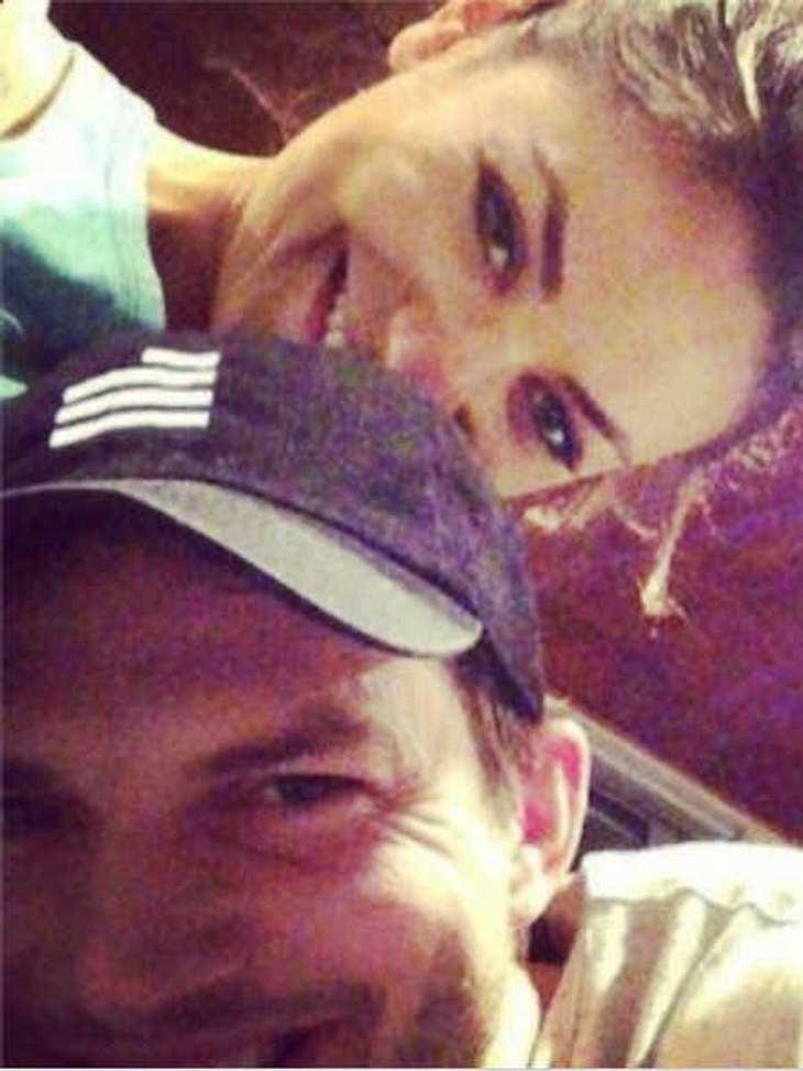 Mila Kunis und Ashton Kutcher werden Eltern
