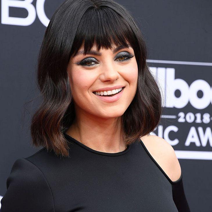 Mila Kunis: Neue Frisur!
