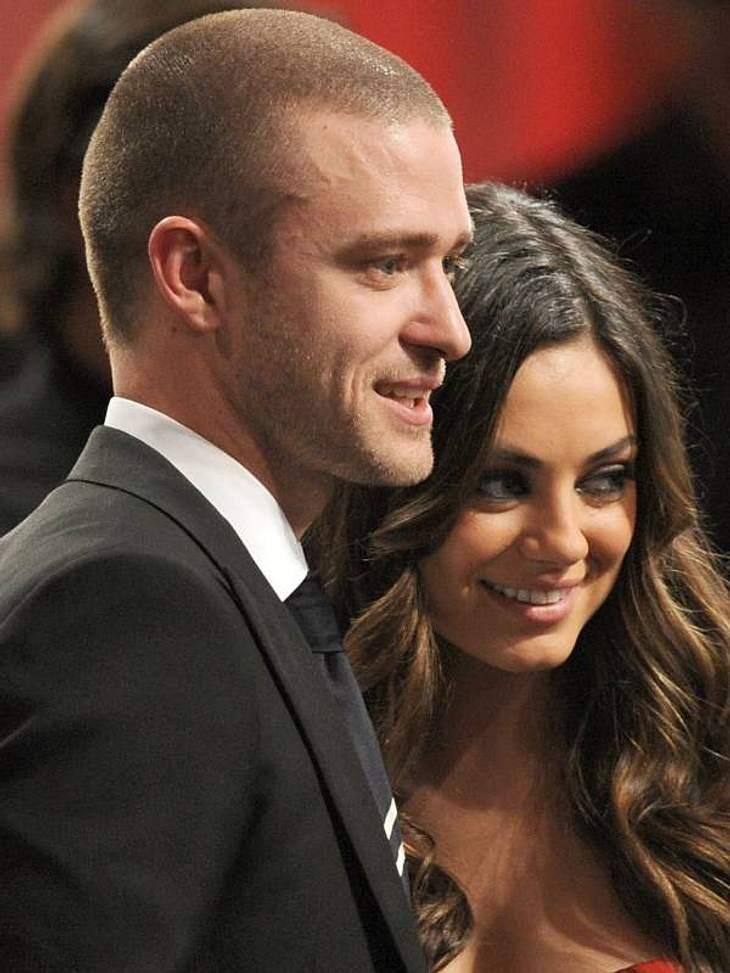 Justin Timberlake und Mila Kunis würden super zusammen passen