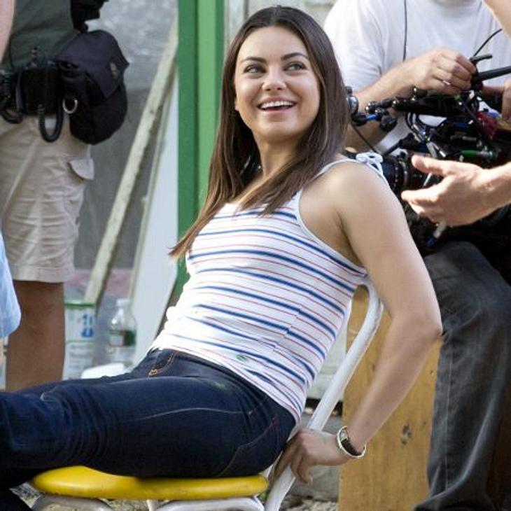 Sex sells: Diese Stars ziehen für die Karriere blankMila Kunis (29) hat buchstäblich am eigenen Leib erfahren, dass man nur mit Schauspieltalent in Hollywood nicht weit kommt. Als sie vor rund einem halben Jahr plötzlich einige Wohlfühlpfun