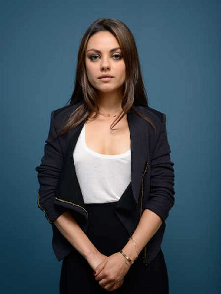 "Mila Kunis bei ""Two and a half Man""!"