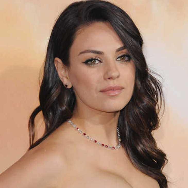 Mila Kunis: Als verheiratet geoutet?