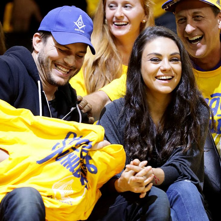 Mila Kunis: Schwanger mit Zwillingen