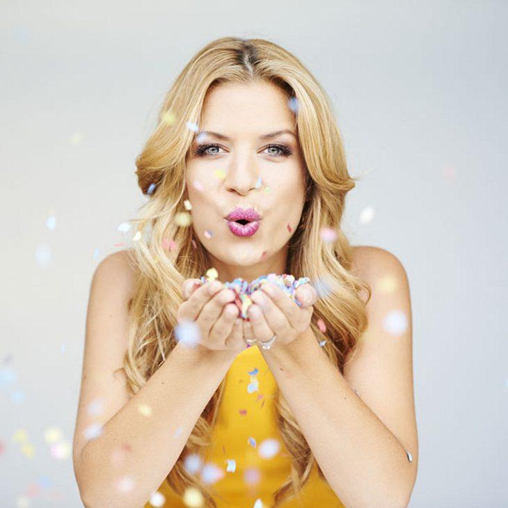 """""""Mila""""-Star Susan Sideropoulos: Flirt bei Tinder!"""