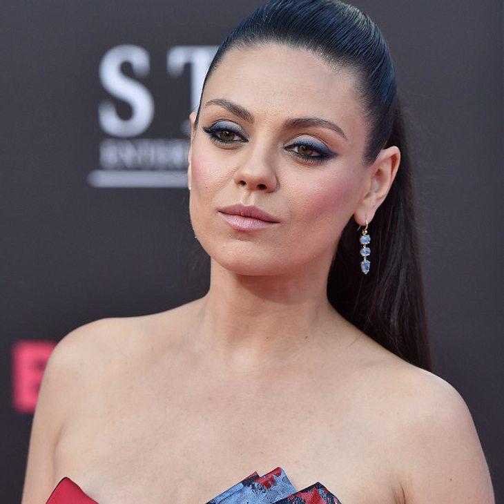 Mila Kunis hofft, dass ihre Tochter besser als sie selber wird