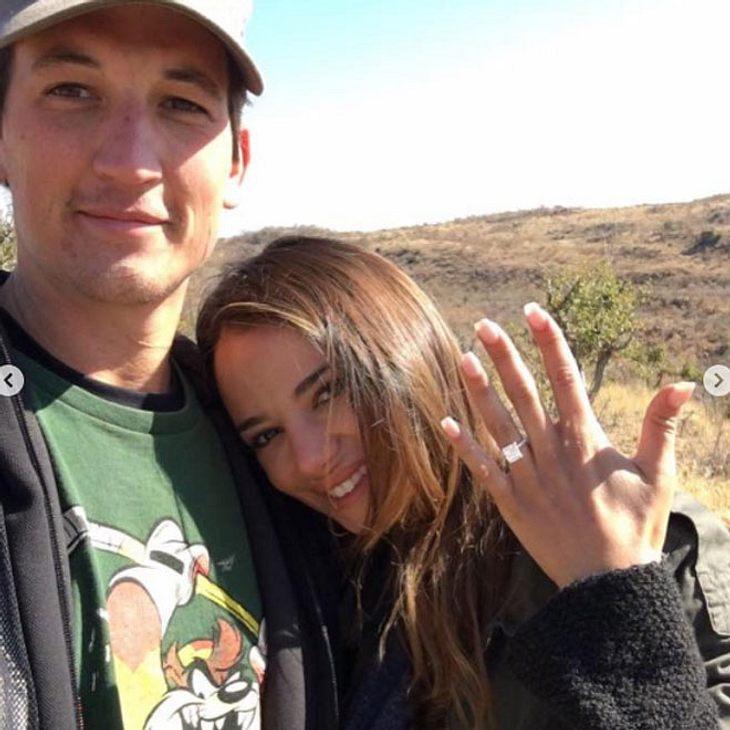 Schauspieler Miles Teller hat sich verlobt!