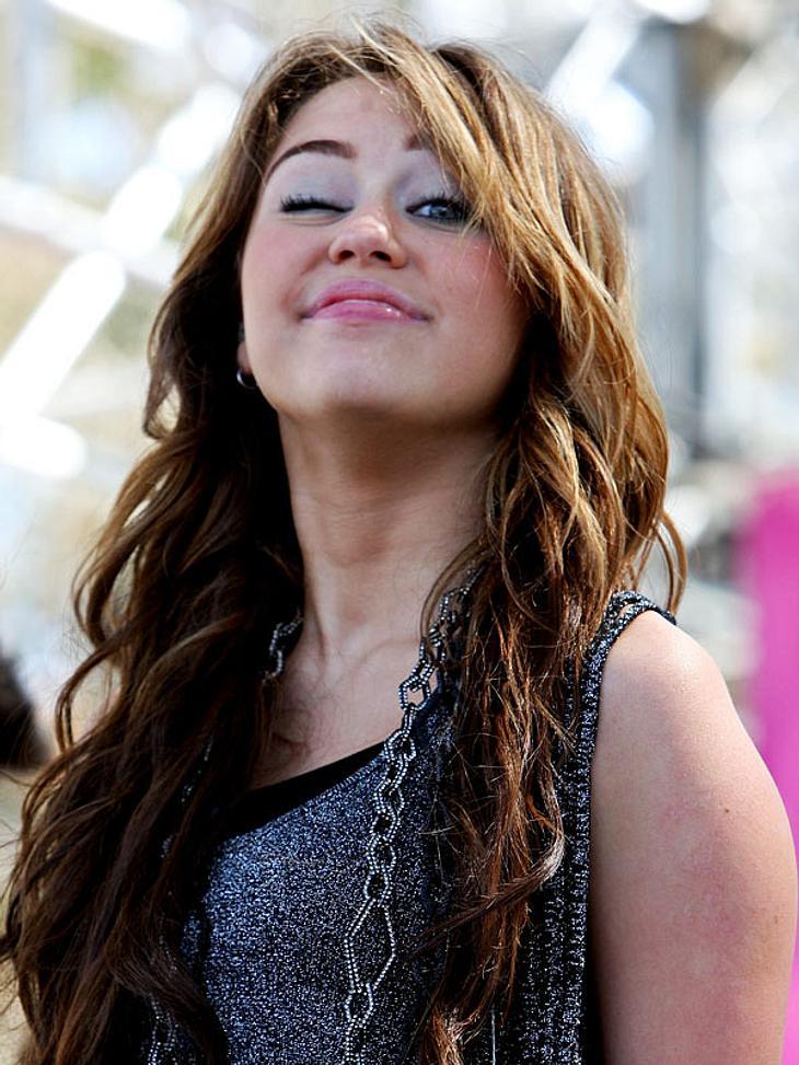 Miley Cyrus will heiraten. Sie ist aber erst 17.