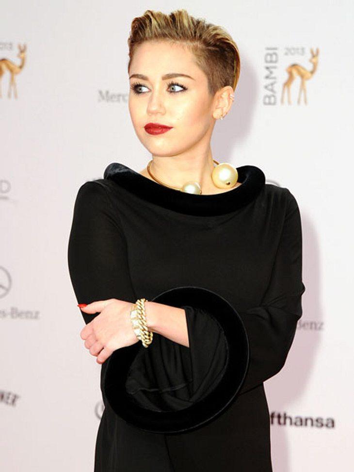 Wurde für Miley Cyrus Fans eingekauft?