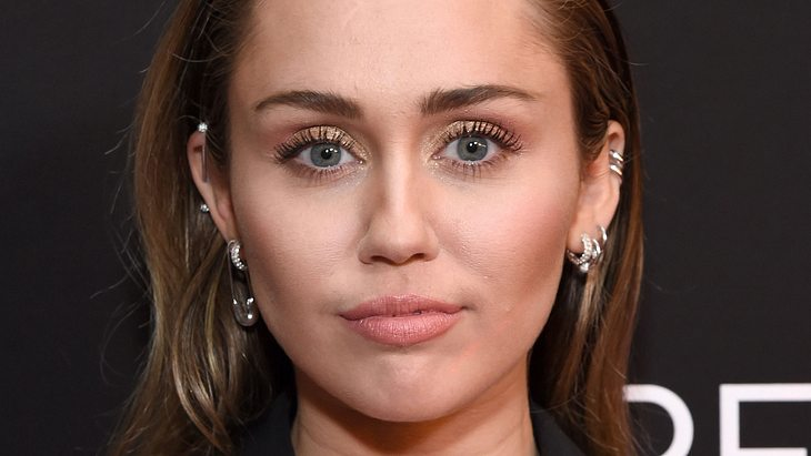 Miley Cyrus: Neue Frisur! Sie hat einen Vokuhila