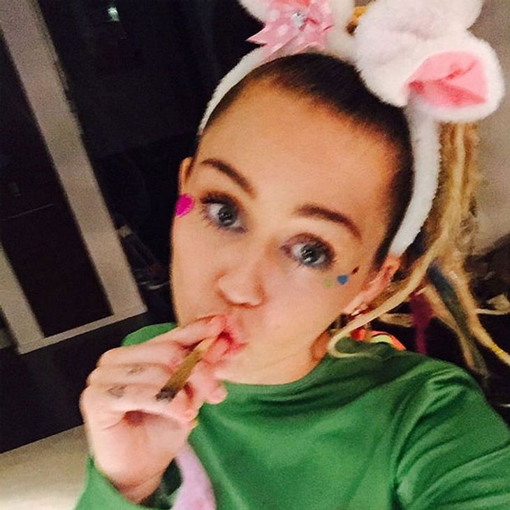Miley Cyrus Joint