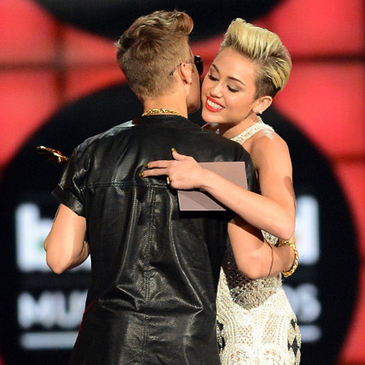 Miley Cyrus und Justin Bieber: Das neue Skandal-Paar?