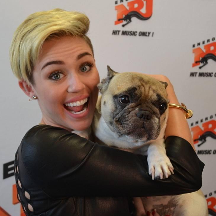 Miley Cyrus verrät ihr Geheimnis