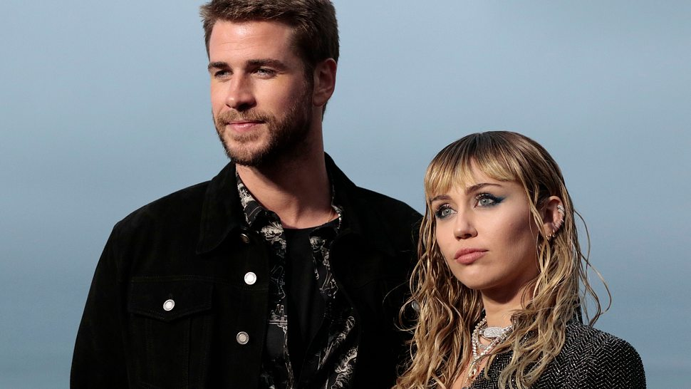 Liam Hemsworth Miley Cyrus - Foto: Getty Images