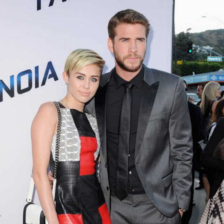 Miley Cyrus Liam Hemsworth Baby