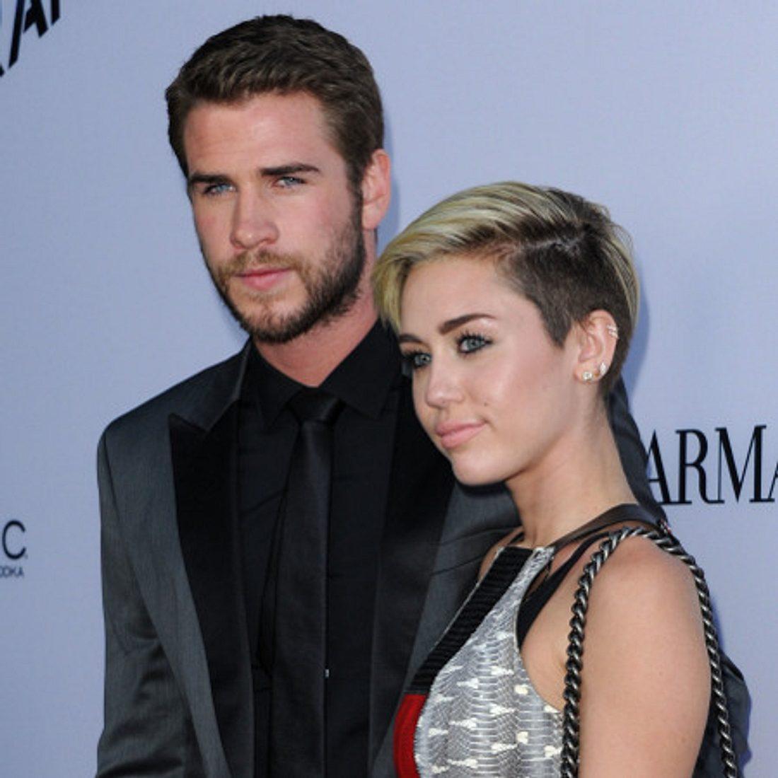 Miley Cyrus: War Liam Hemsworth untreu?