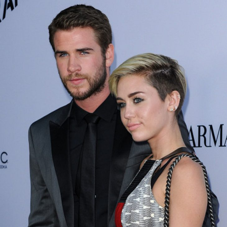 Miley Cyrus: War Liam Hemsworth untreu?