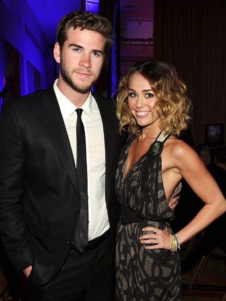 """Magere-StarsDoch inzwischen dreht sich bei Miley Cyrus alles nur noch ums Kalorienzählen. Liam ist davon schon total genervt. """"Er kann nicht verstehen, warum Miley mit ihrem neuen Body noch immer nicht zufrieden ist. Er findet, dass si"""