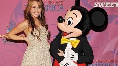 Ein Jahr im Leben von Miley Cyrus - Bild 1 - Foto: GettyImages