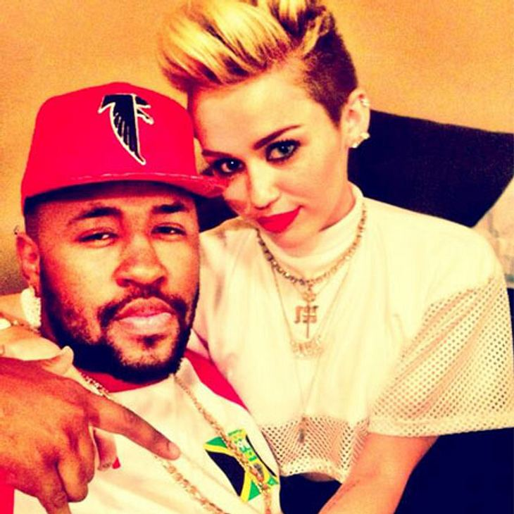 Miley Cyrus und Mike WiLL