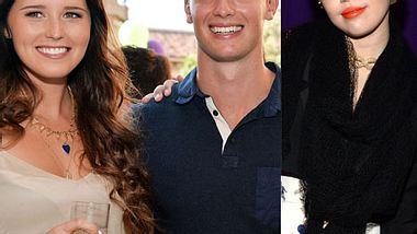 Miley Cyrus und Patrick Schwarzenegger: Das sagt seine Schwester zu ihrer Liebe! - Foto: Getty Images