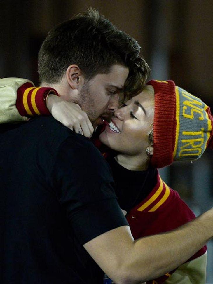 Haben Miley Cyrus und Patrick Schwarzenegger geheiratet?