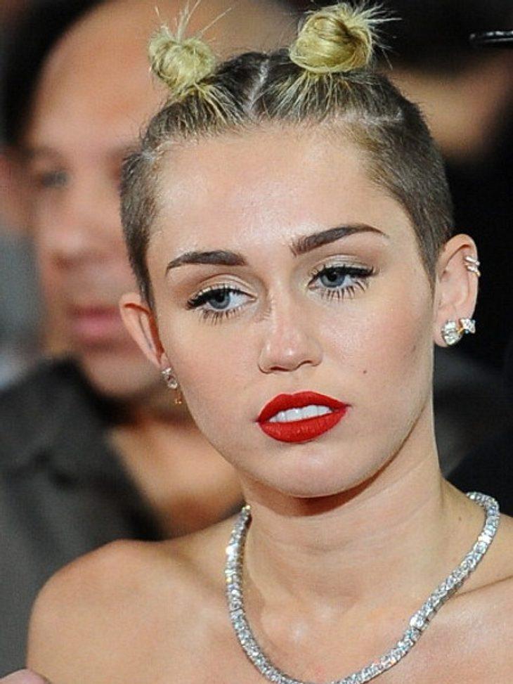 Miley Cyrus hat viele Probleme.