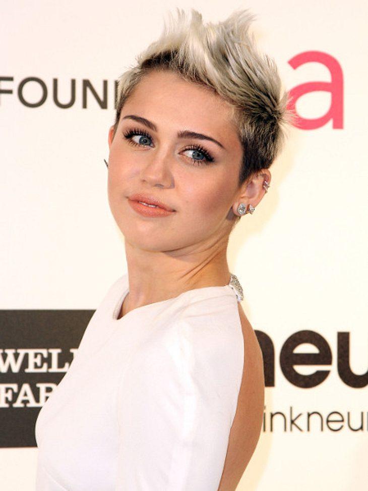 Miley Cyrus ist wieder Single